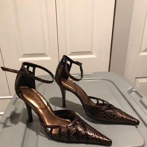Brown Heel